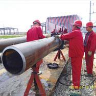 管道安装工程与坡口切割工程