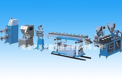 国家专利-医用塑料机械生产线