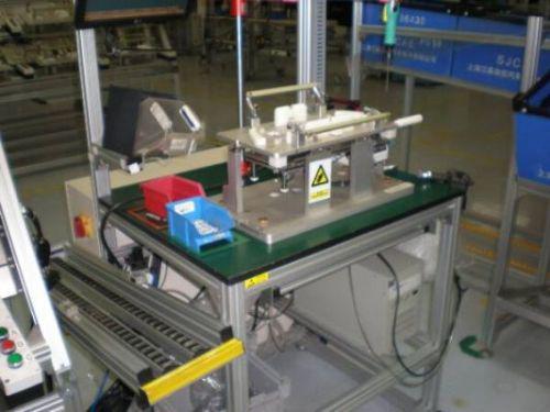 非标机械设备维修_自动化设备