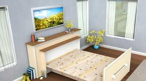 diy构建一个折叠床