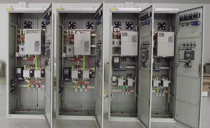 电气控制系统plc控制柜-贤集网