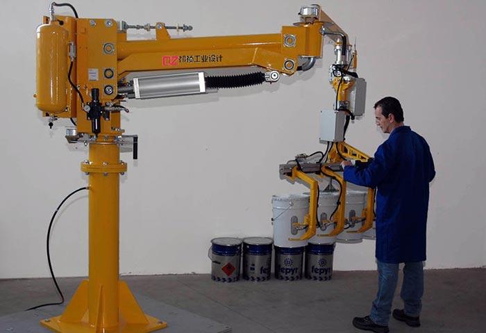 工业机械手-工业机器人设计-贤集网