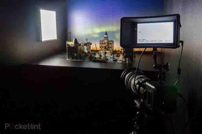 感光度达4百万的摄像机研制成功