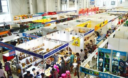 众多轻工名企亮相第七届中国轻博会
