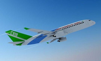 国产PHM研制成功将用于C919大型客机的试飞