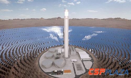 """智利的光伏储能电站正以""""开火车""""的速度前行"""