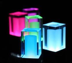 新型夜光材料未来应用一片光明