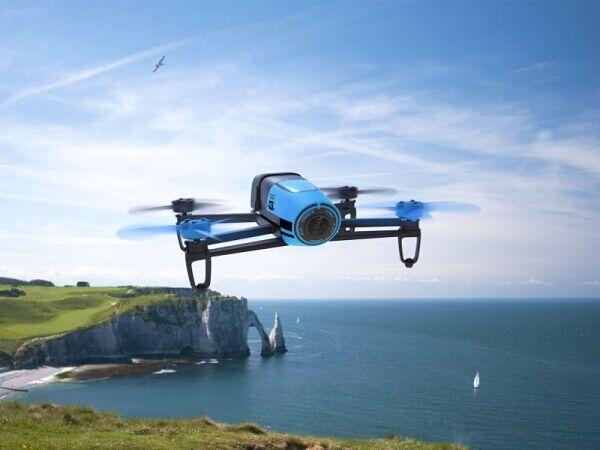 能够自主飞行的无人机