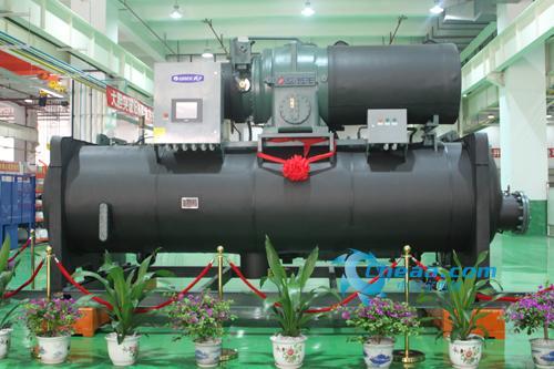 成功攻克六大技术难题——核电站定频水冷离心式冷水机组已进入世界机械技术一流水平