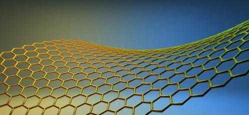 二维石墨烯结构
