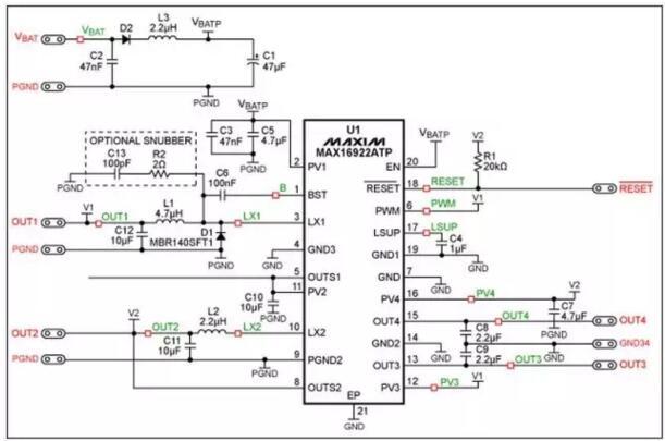 PCB布线技巧 1、 输入端与输出端的边线应避免相邻平行, 以免产生反射干扰。必要时应加地线隔离,两相邻层的布线要互相垂直,平行容易产生寄生耦合。 2、电源、地线之间加上去耦电容。尽量加宽电源、地线宽度,最好是地线比电源线宽,它们的关系是:地线>电源线>信号线,通常信号线宽为:0.