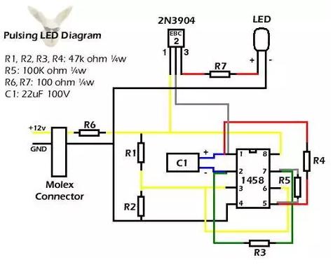 8050的电路引脚图