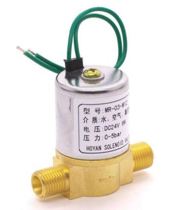 电磁阀接线图是什么?有哪些特点?图片