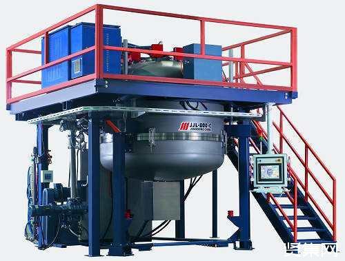 多晶硅铸锭炉生产工艺,设备组成,控制系统