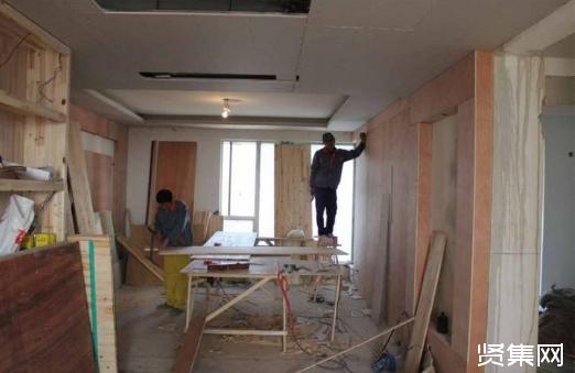 家装木工施工工艺及家装木工施工注意事项