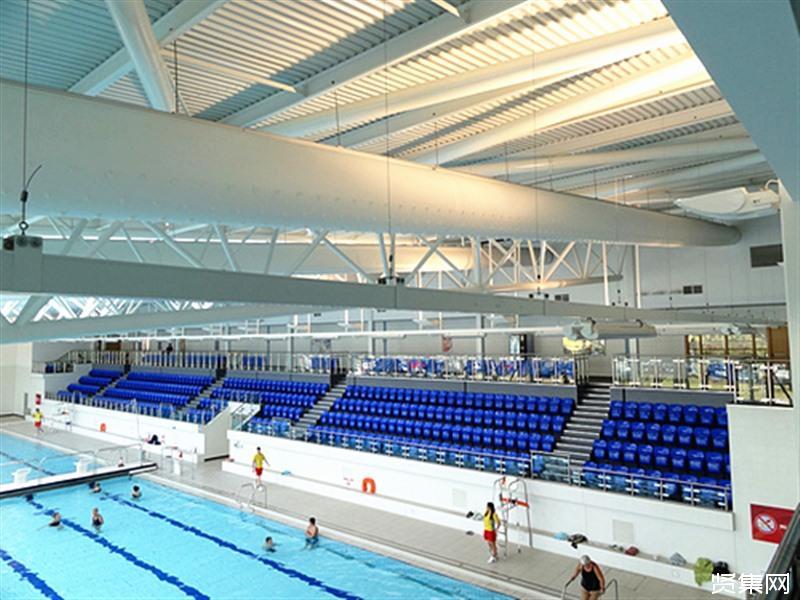 泳池风管设计图