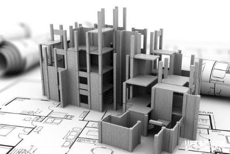 单坡式顶楼装修效果图
