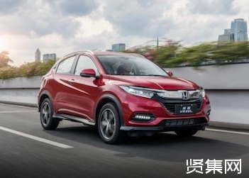 东风本田新款XR-V今天上市,外观配置全面升级
