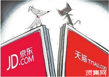 马云与刘强东的巅峰对决:阿里VS京东 谁将获胜?