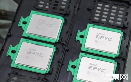 AMD推出第二代Epyc 7002系列处理器 是全球第一款7nm服务器处理器