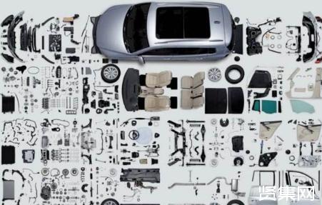 一辆汽车有多少个零件?-贤集网资讯