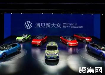 """大众汽车强""""电""""中国,能否再现""""奥林匹克计划""""的奇迹?"""