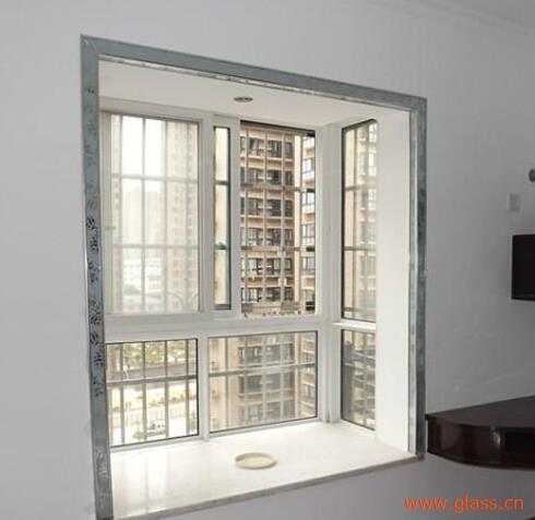 玻璃护角安装流程