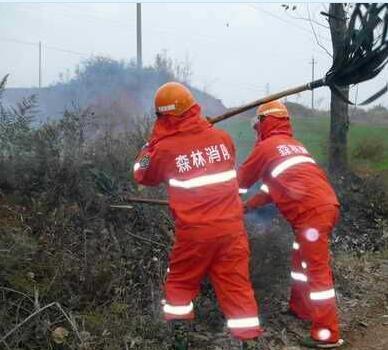 森林防火服防护知识