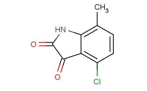 医药中间体之5-溴靛红的制备