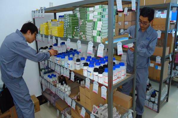 化学药品的制剂发展