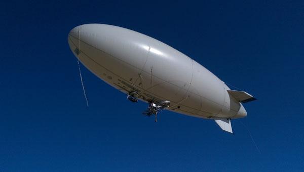 低空飞艇系统设计方案