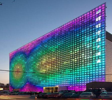 光电幕墙设计需要考虑的因素