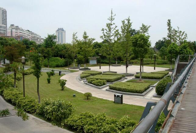 城市建筑园林病虫害防治