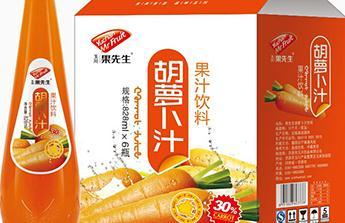 胡萝卜汁加工工艺过程