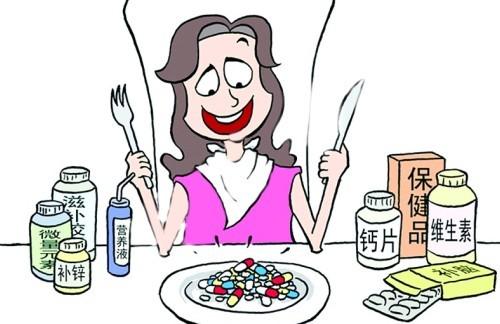 保健食品技术之正确使用保健食品