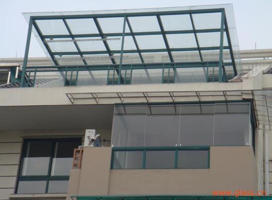 哪些玻璃可用作封阳台?