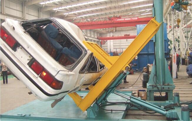 铸造行业如何高效使用翻转机工作?
