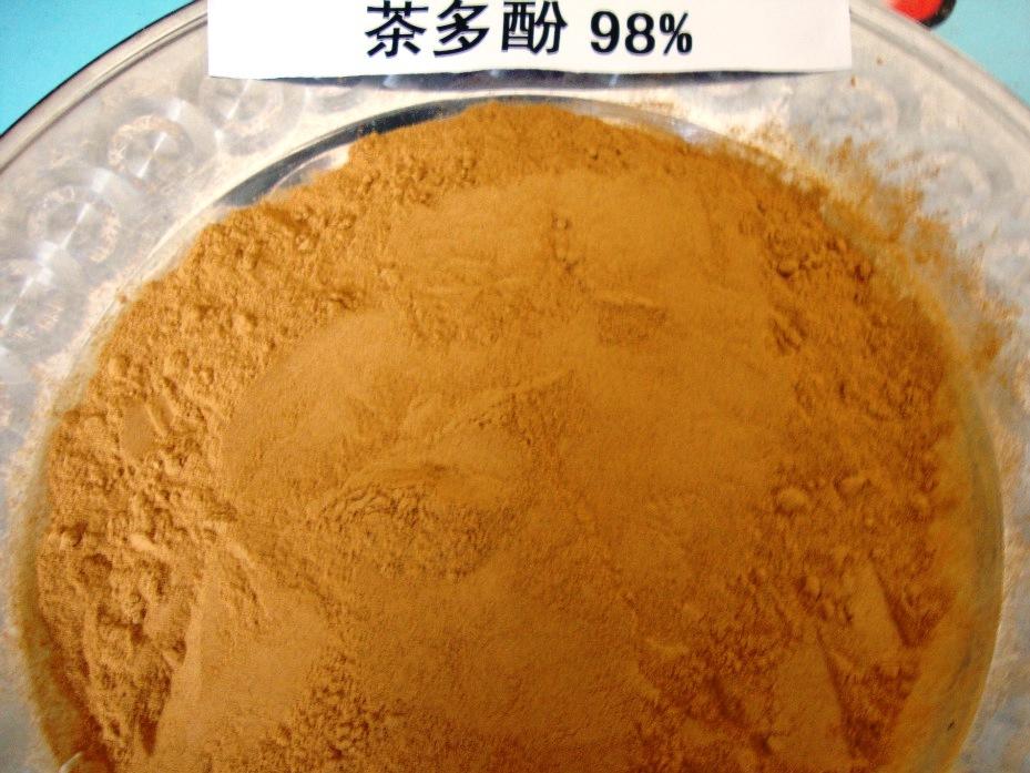 茶多酚在食品工业中的应用