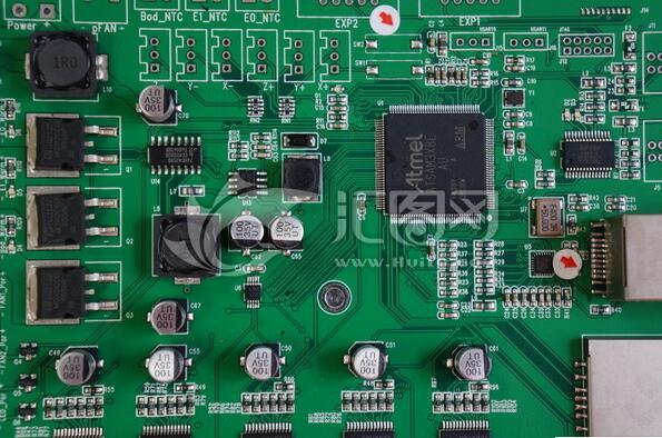 集成电路板的制作流程