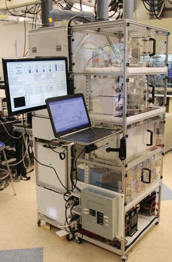 制药业新趋势:使用冰箱大小的连续流系统设备