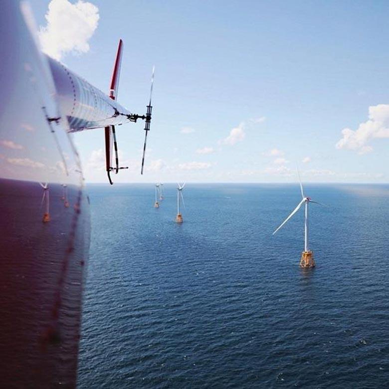 美国首座海洋风力发电场——布鲁克岛风力发电场(图)(下)