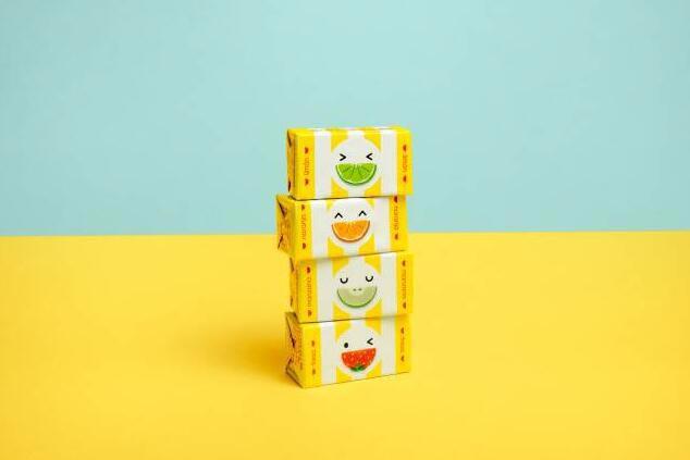 糖果品牌包装设计欣赏(一)