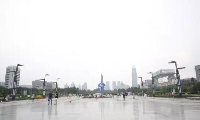 【案例分析】鲁班奖项目:济南泉城广场景观照明项目