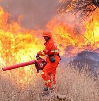 森林防火扑救安全准则