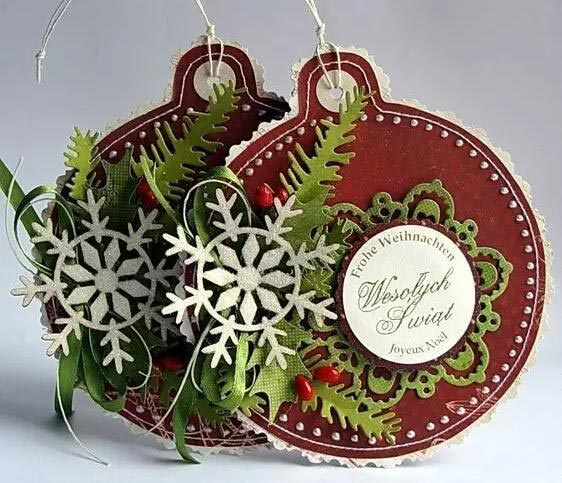 各种圣诞礼物包装分享(三)