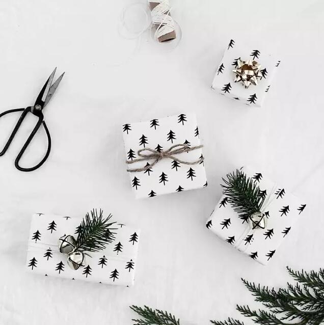 各种圣诞礼物包装分享(一)