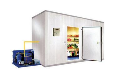 果蔬微型冷库的组成与节能措施