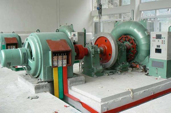 水轮机调节系统仿真模型建立