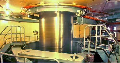 水电站水轮机设计及绝缘系统