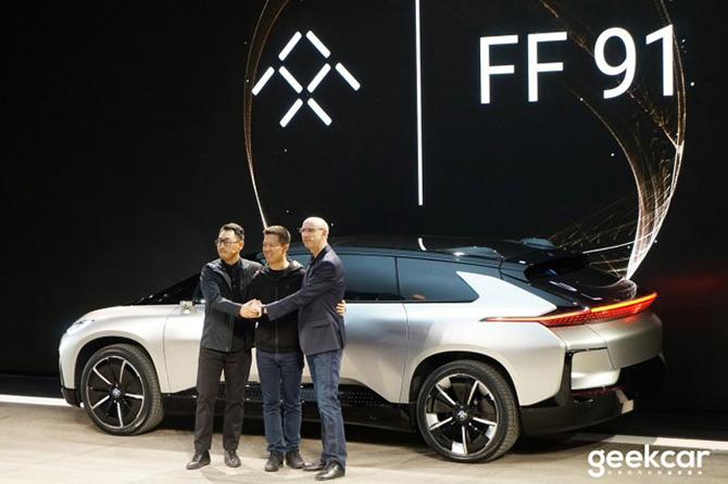 Faraday Future 终于发布「量产车」,但它的最大问题却是量产